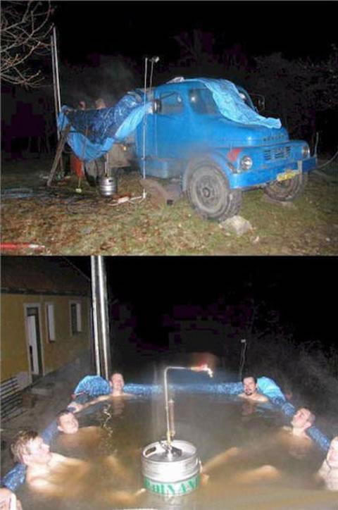DIY Jacuzzi Hot Tub Fails | Escapism - A Humor Blog
