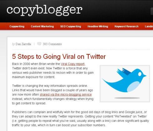 copyblogger gold