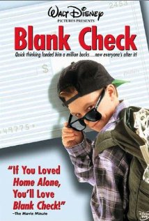 blank check 90s movie