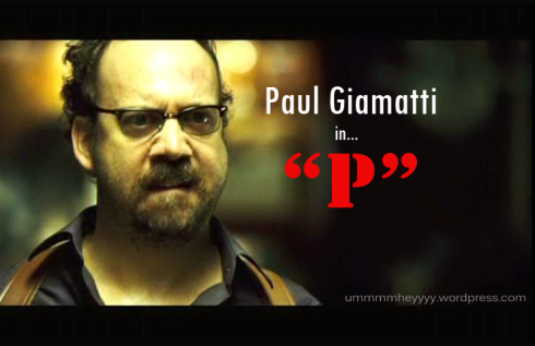 paul giamatti movie